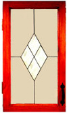 Stained Glass Cupboards